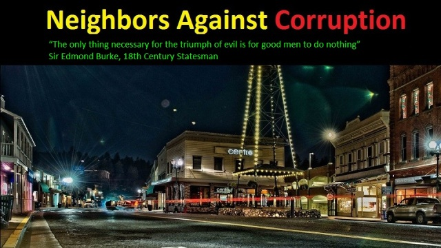 MUST SEE VIDEO corruption in El Dorado County: Ray Nutting Talks about the Recall election of Vern Pierson and Joe Harn